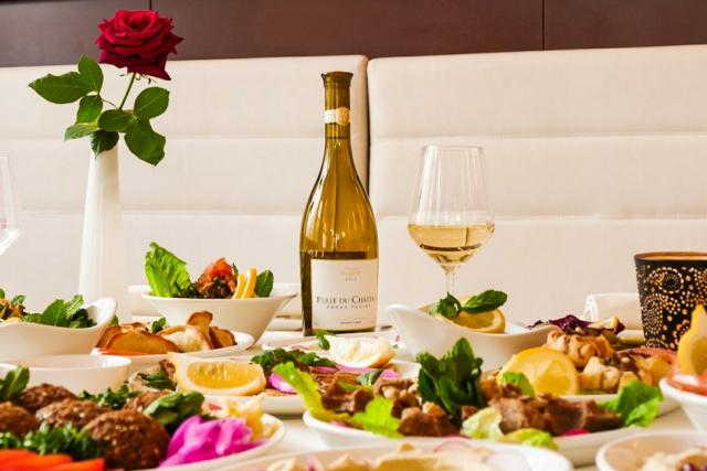 Libanesische Speisen, Restaurant Baalbek, München